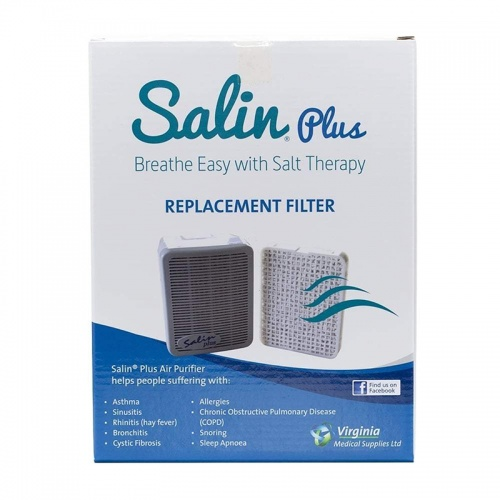 Salt Therapy Air Purifier Refill - Salin Plus